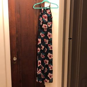Women's floral dress
